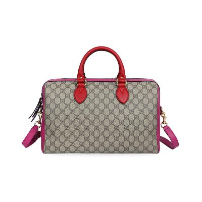 red point GG tote bag